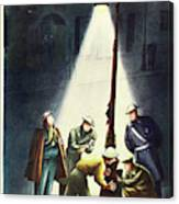 New Yorker January 30th 1943 Canvas Print