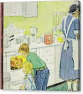 New Yorker November 24, 1951 Canvas Print