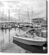 Newport Rhode Island Harbor Canvas Print