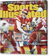 Next Dimension Andy Reid Is Creating Footballs Future Sports Illustrated Cover Canvas Print