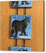 Northern Alberta  Lynx  Canvas Print