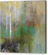 Northwest Aspens Canvas Print