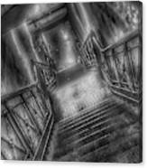 New York Subway Zone Canvas Print