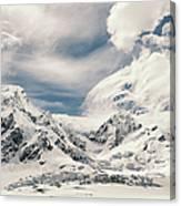Nz Landscapes Canvas Print
