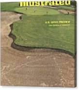 Oakmont Country Club Sports Illustrated Cover Canvas Print