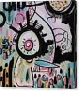 Obius Canvas Print