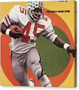 Ohio State Archie Griffin... Sports Illustrated Cover Canvas Print