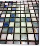 Old Tiles Background Canvas Print