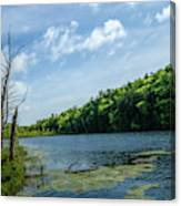Onteora Lake, Kingston, NY Canvas Print