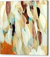 Orange #1 Canvas Print