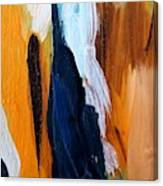 Orange #6 Canvas Print