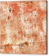 Orange Day Canvas Print