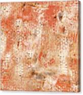 Orange Day Today Canvas Print