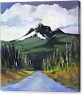 Oregon Road Trip Canvas Print