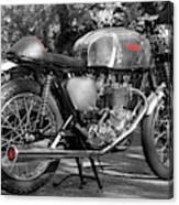 Original Cafe Racer Canvas Print