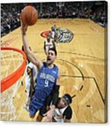 Orlando Magic V New Orleans Pelicans Canvas Print