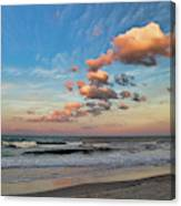 Ormond Beach Sunset Canvas Print