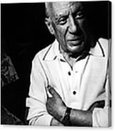 Pablo Picassopablo Picasso Misc Canvas Print