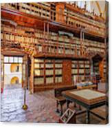 Palafoxiana Library Canvas Print