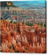 Panorama Bryce Canyon  Canvas Print