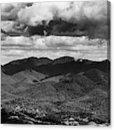 Panorama Melodrama Canvas Print
