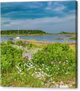 Paradise In Maine Canvas Print