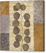 Parchment I Canvas Print