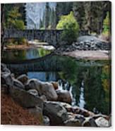 Peaceful Yosemite Canvas Print