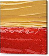 Peanut Butter And Jelly Canvas Print