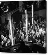 People Dancing At Studio 54 Canvas Print