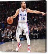 Philadelphia 76ers V Houston Rockets Canvas Print