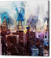 Philadelphia, Pennsylvania - 01  Canvas Print