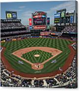 Philadelphia Phillies V. New York Mets Canvas Print