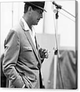 Photo Of Dean Martin Canvas Print