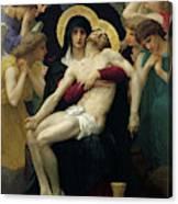 Pieta, 1876 Canvas Print