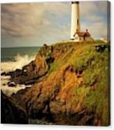 Pigeon Point Light Station, California Canvas Print