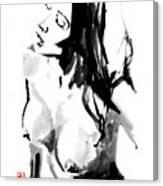 Plaisir Canvas Print