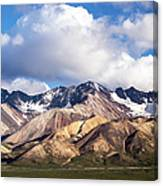 Polychrome Overlook View Canvas Print