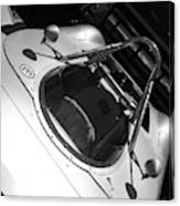 Porsche Spyder Canvas Print