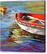 Portofino Drift Canvas Print