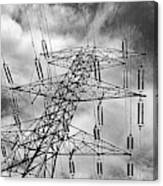 Power Tower No. 3 Canvas Print