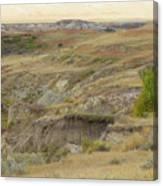 Prairie Edge September Reverie Canvas Print