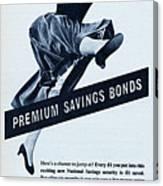 Premium Bonds Canvas Print