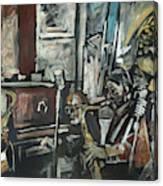 Preservation Hall Jazz Band Canvas Print