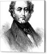 President Van Buren 1782-1862, American Canvas Print