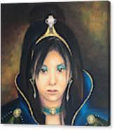 Princess Mai Karuki Canvas Print