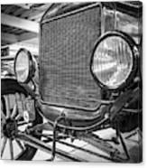 Puebla Model T Canvas Print