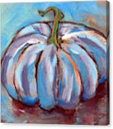 Pumpkin No. 4 Canvas Print