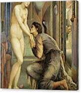 Pygmalion And The Image, The Soul Attains - Digital Remastered Edition Canvas Print