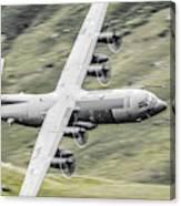 Raf C-130 Hercules 1 Canvas Print